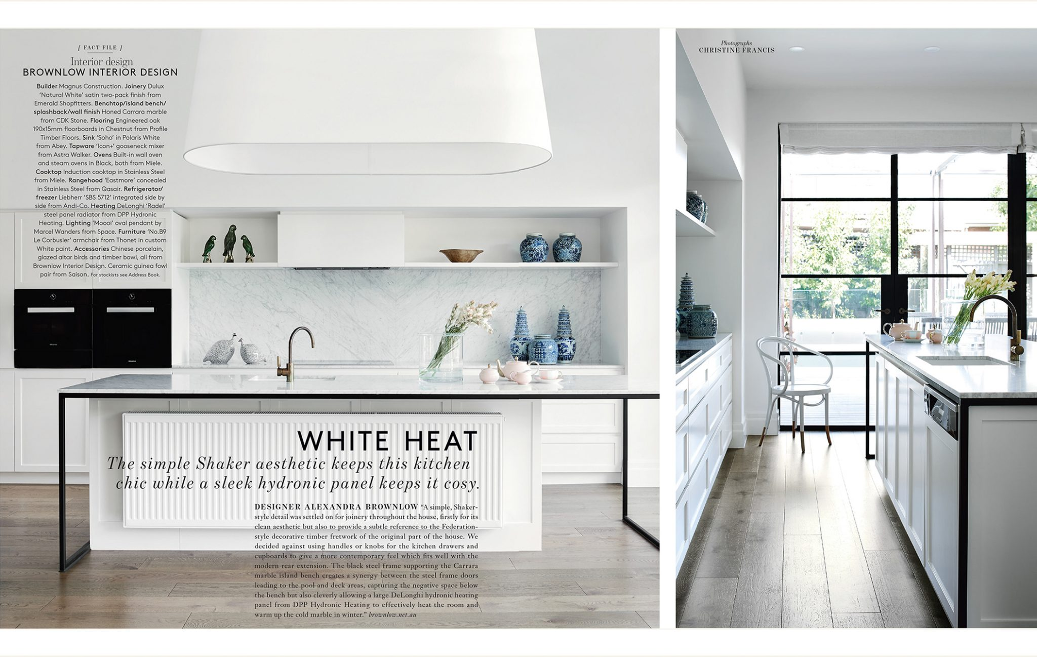 Belle Magazine – Kitchen & Bathrooms